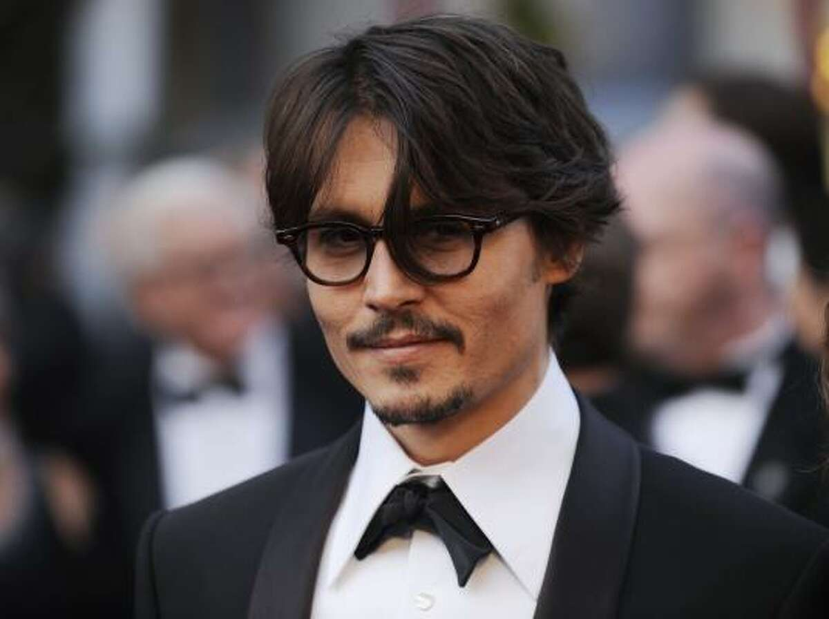 Johnny Depp Third place is not too shabby