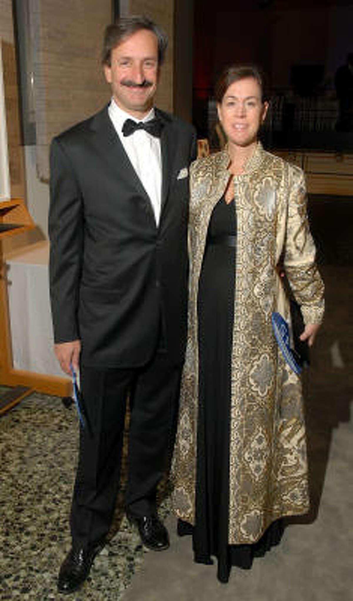Tamara and Pablo Eisner