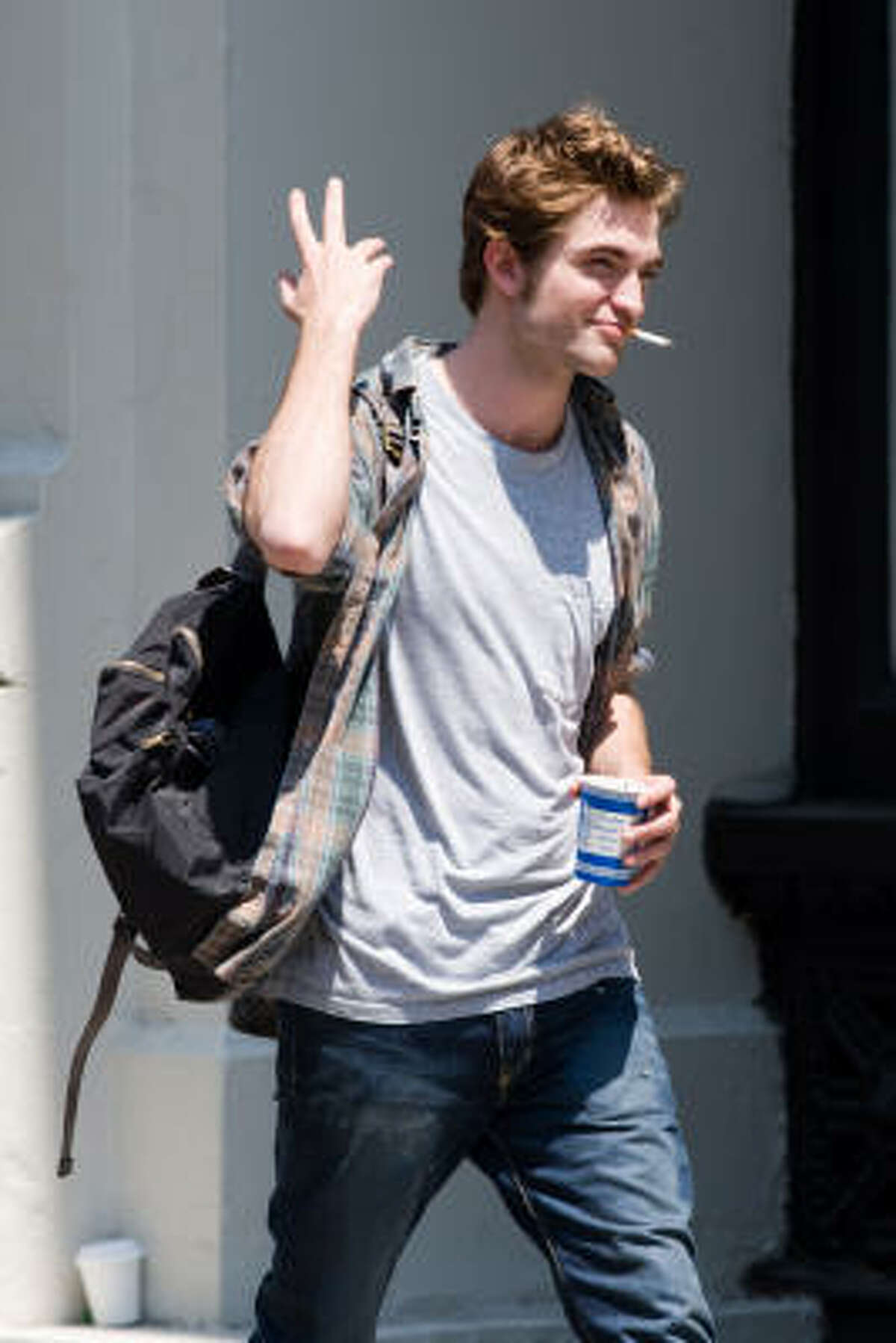 Robert Pattinson has shot to stardom since Twilight. And we're pretty sure he'd look as great in Speedos as he does in jeans.