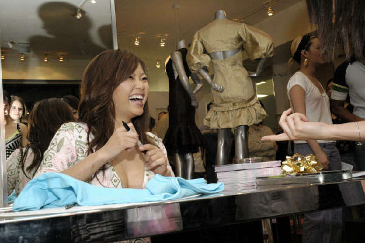 Lot 8, 6127 Kirby Dr., is one of Houston's premiere shops, owned by Chloe Dao, winning fashion designer of the reality television program Project Runway.
