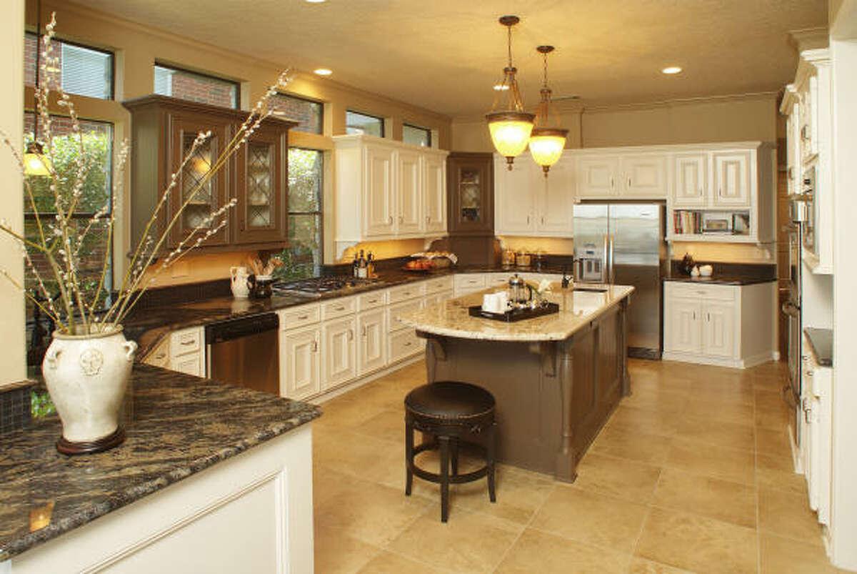 After kitchen by designer Carla Aston