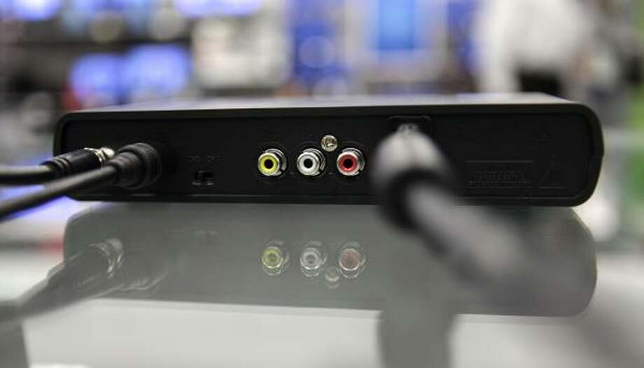 Cable box spyingThis group believes the government initiated the digital transition to spy on its citizens more effectively. They claim that each box has a microphone and tiny camera installed so that everything people do gets recorded and sent for the CIA for investigation. Photo: Carolyn Kaster, AP