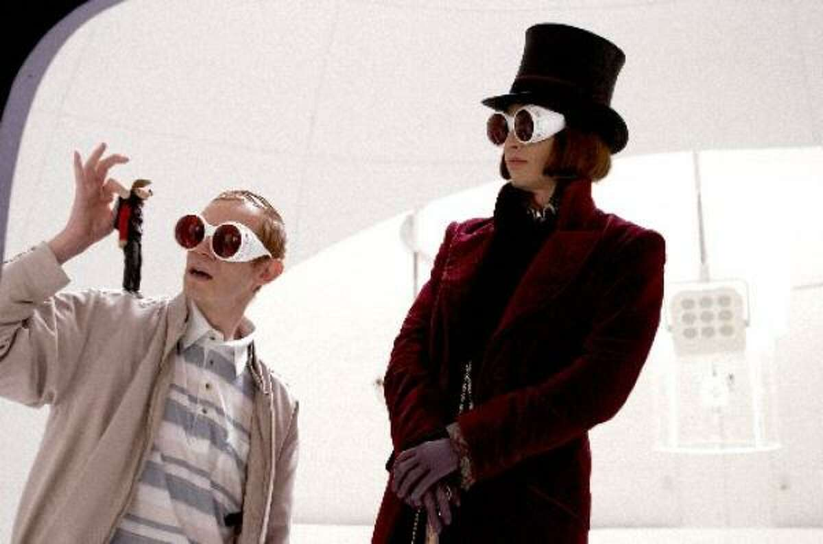 Johnny Depp wasn't bad in Tim Burton's 2005 remake of Charlie and the Chocolate Factory, but we still prefer Gene Wilder in the 1971 version, Willy Wonka and the Chocolate Factory, which featured a screenplay by the great Roald Dahl.