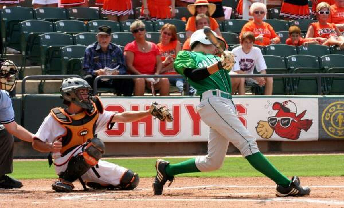 Brenham's Seth Spivey had two hits and brought in two runs.