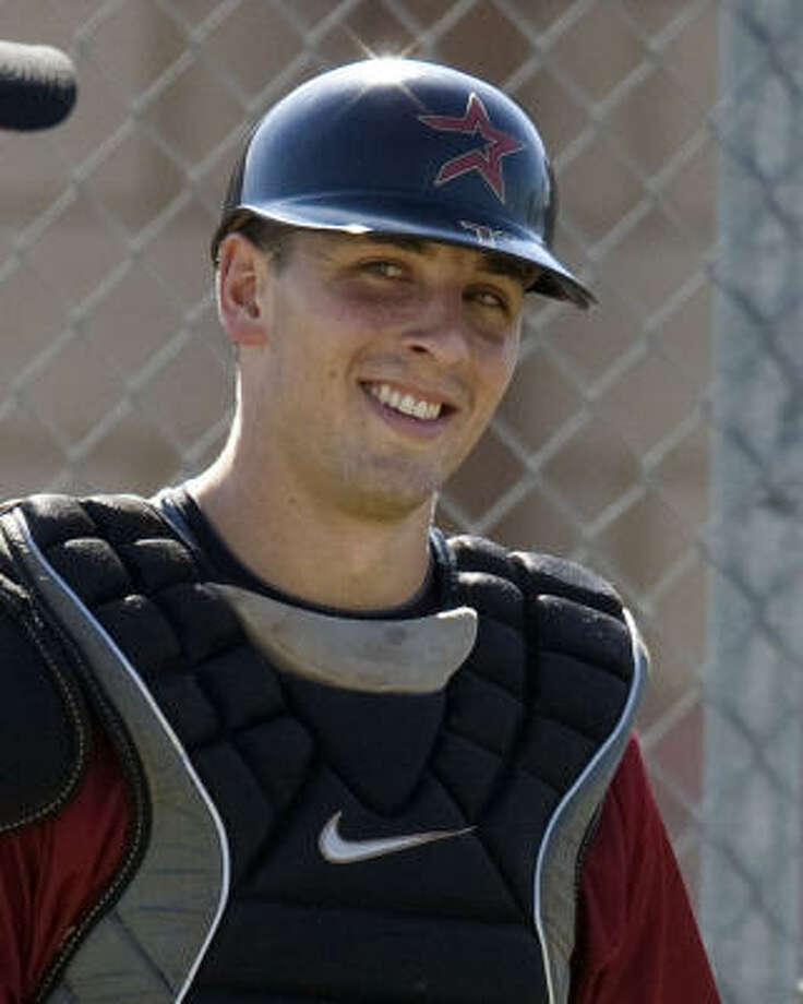 2008: 10th overall Jason Castro, catcher, Stanford University Hit well at High-A Lancaster and earned a promotion to Class AA, where he debuts on the second day of the draft. Photo: James Nielsen, Houston Chronicle