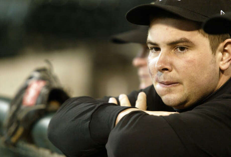WORST: No. 6Max Sapp, catcher (23rd overall, 2006)The high school catcher from Orlando struggled, hitting .224 in the low minors over three seasons and was diagnosed with meningitis in 2009, effectively ending his career. Photo: Jessica Kourkounis, For The Chronicle