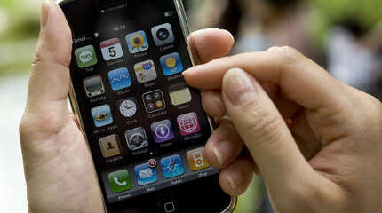 iPhone: The iPhone is the biggest gadget craze where cell phones are concerned. They have an app for everything.