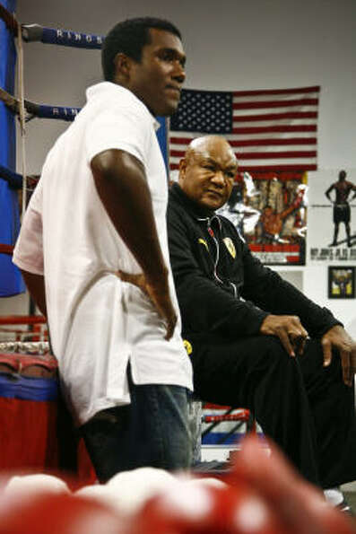 George Foreman built the the George Foreman Youth & Community Center in 1984 in