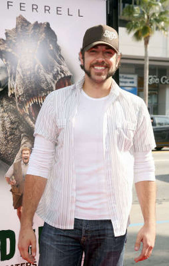 Zachary Levi Photo: Valerie Macon, Getty Images