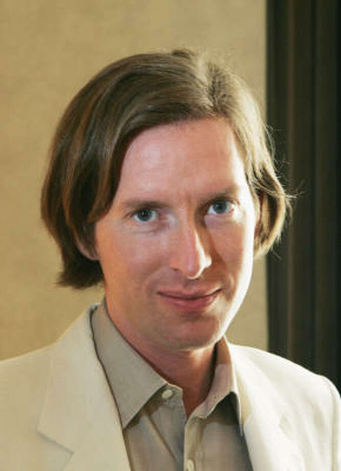 Wes Anderson was born in Houston. His films are ... Photo: DIMA GAVRYSH, AP
