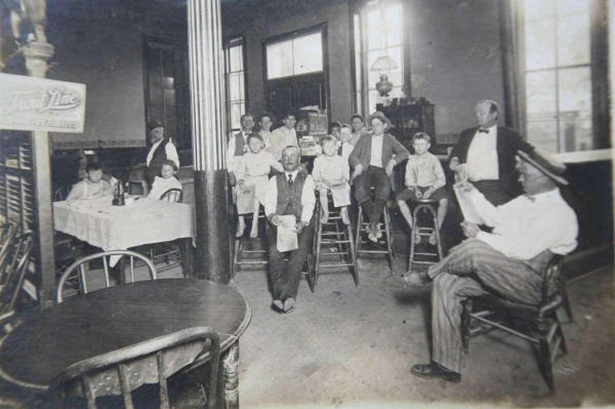 Sengelmann Hall was built in 1894 on Schulenburg's Main Street.