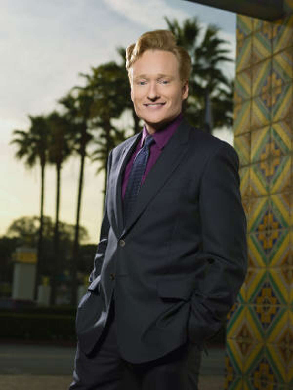 Conan O'Brien, new host of The Tonight Show