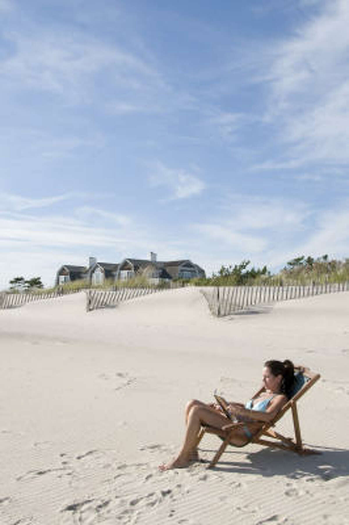 No. 3: Coopers Beach in Southhampton, New York.