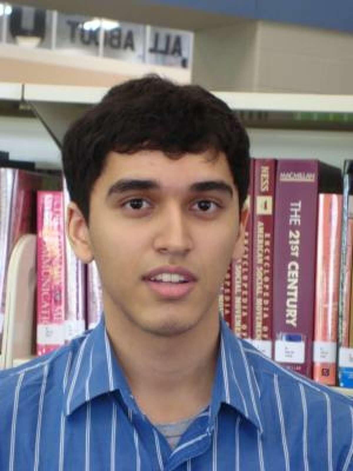 Neil Thakral, Bush High School Class rank: Valedictorian; College: Brown University