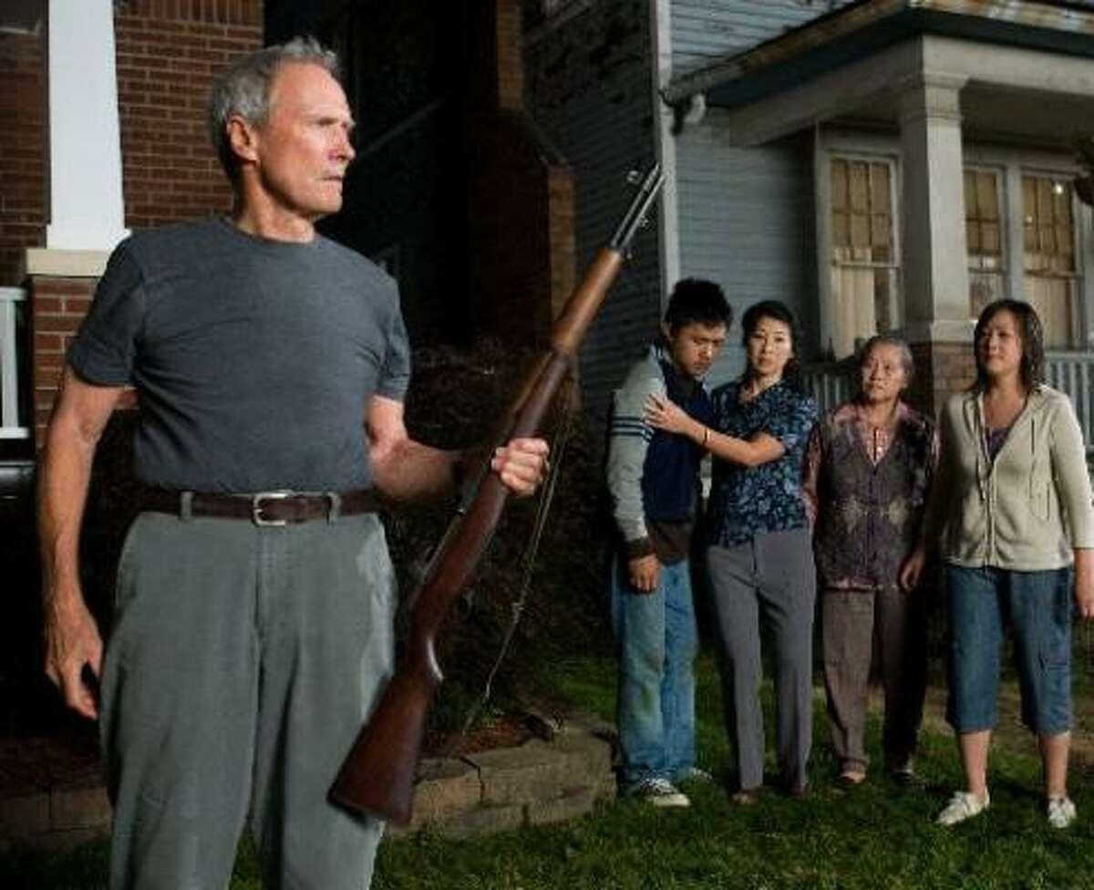 1. Walt Kowalski (Clint Eastwood) Gran Torino: