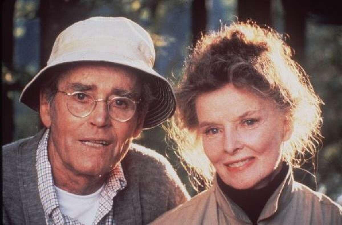 2. Norman Thayer (Henry Fonda), On Golden Pond:
