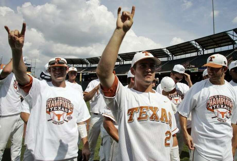 Austin RegionalTexas (1), Texas State, Boston College and Army. Photo: AP