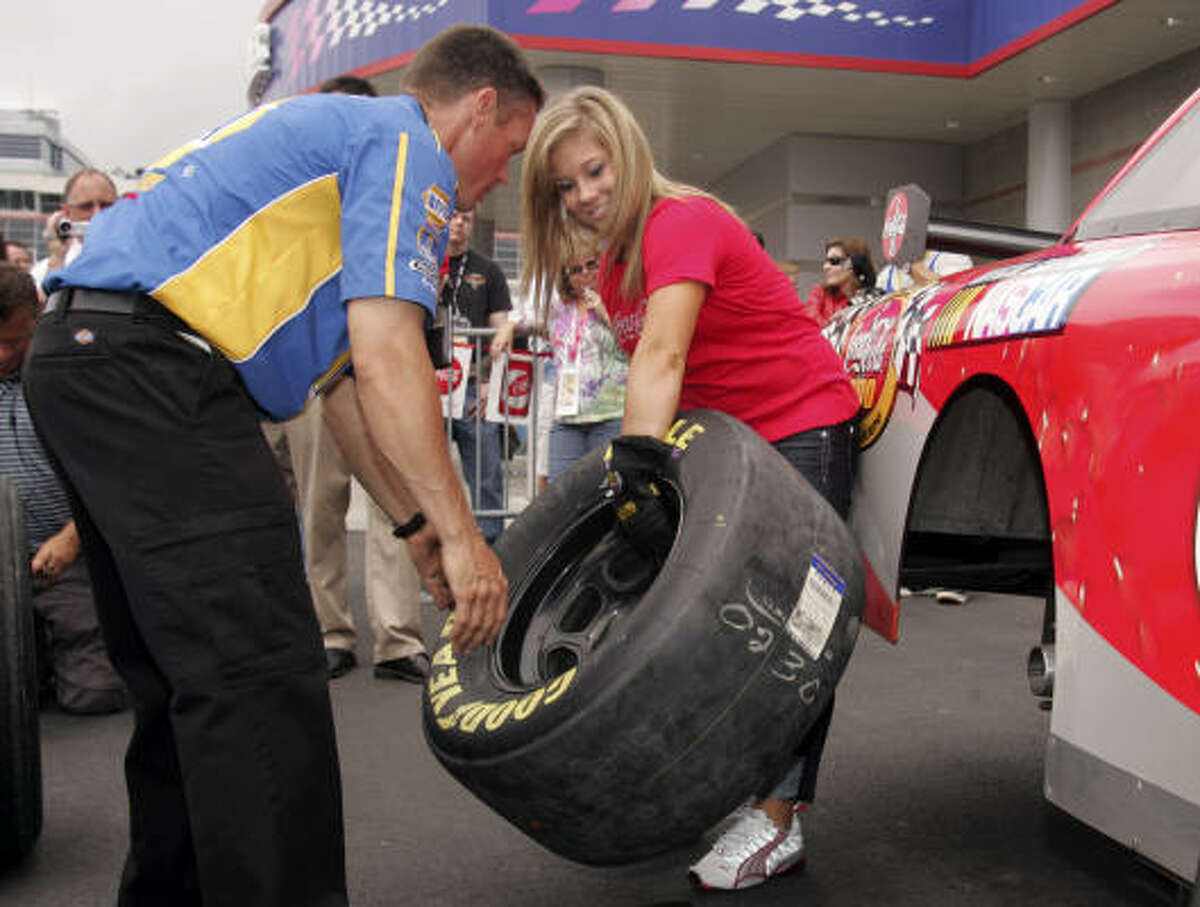 SHAWN JOHNSON , Coca-Cola 600