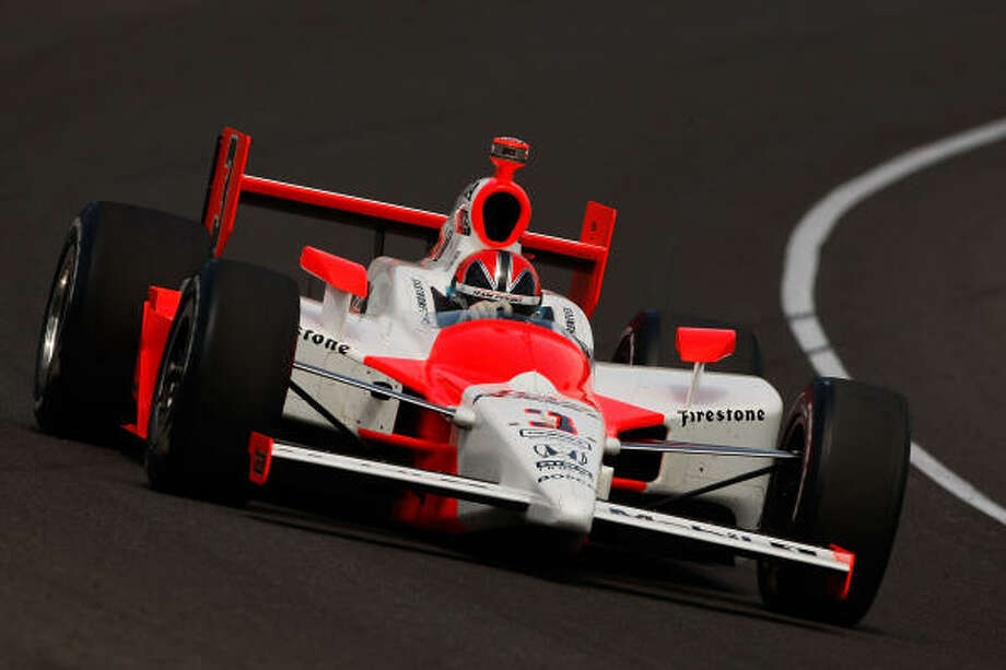 Helio Castroneves Photo: Chris Graythen, Getty Images