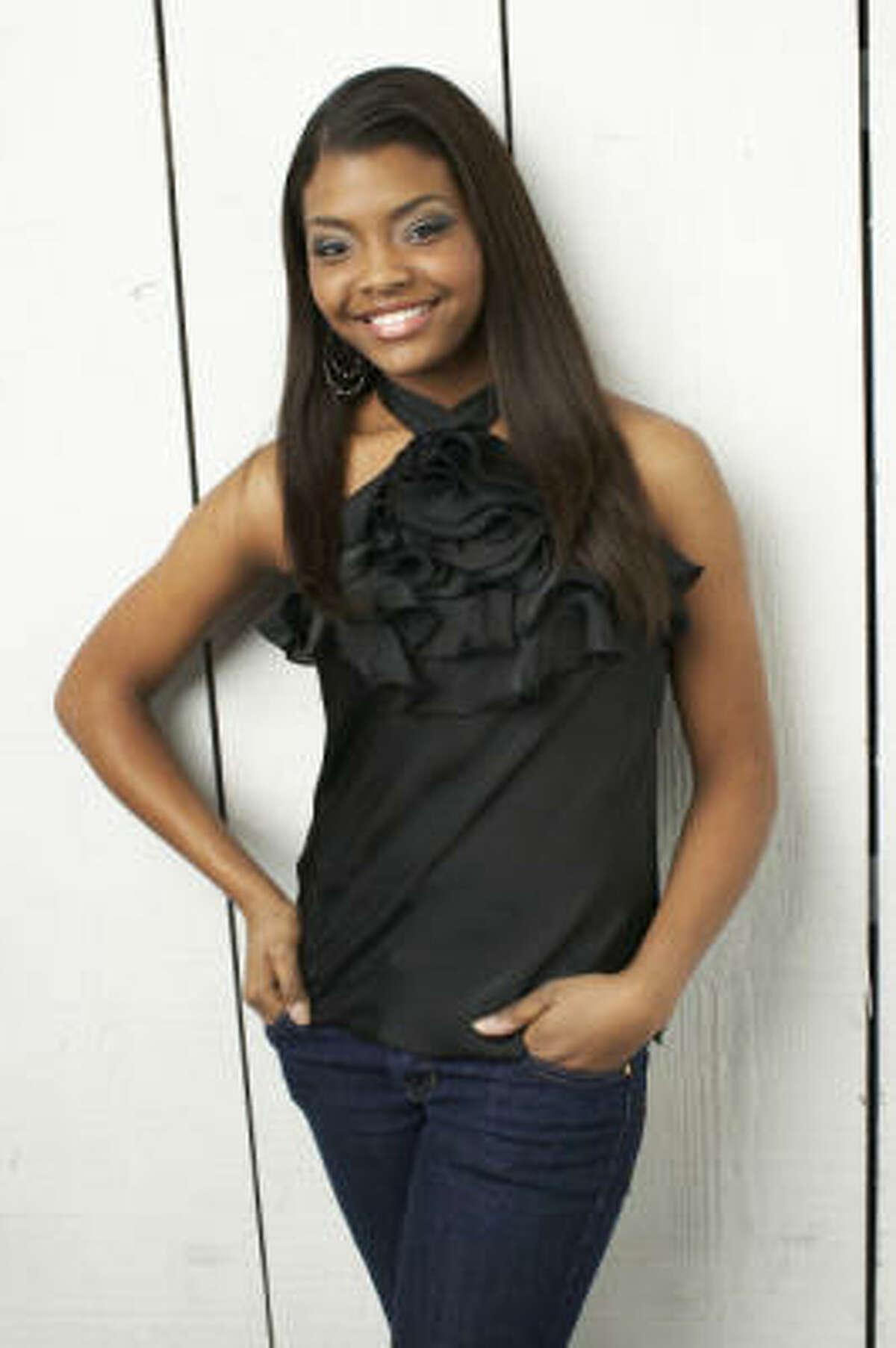 Jasmine Murray - Hometown: Columbus, MS. Age: 17