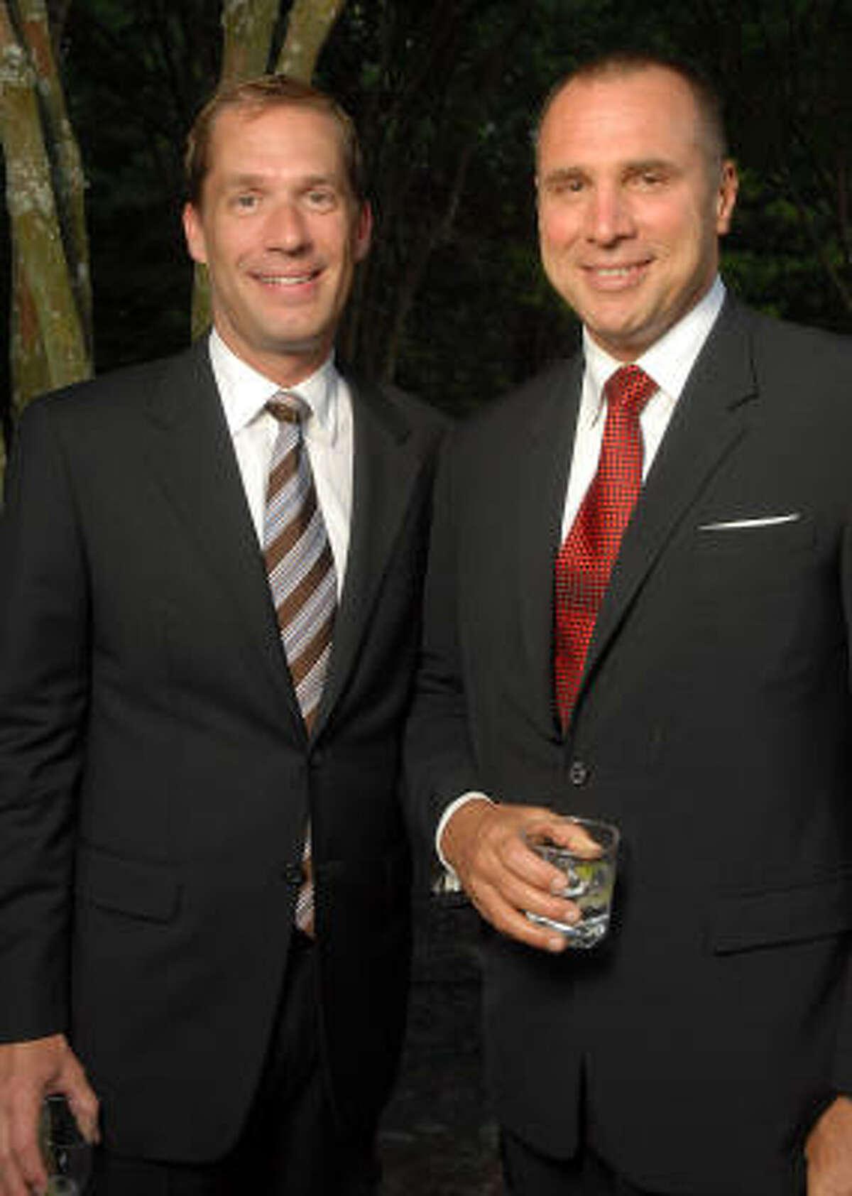 Paul Johnson and William Middleton