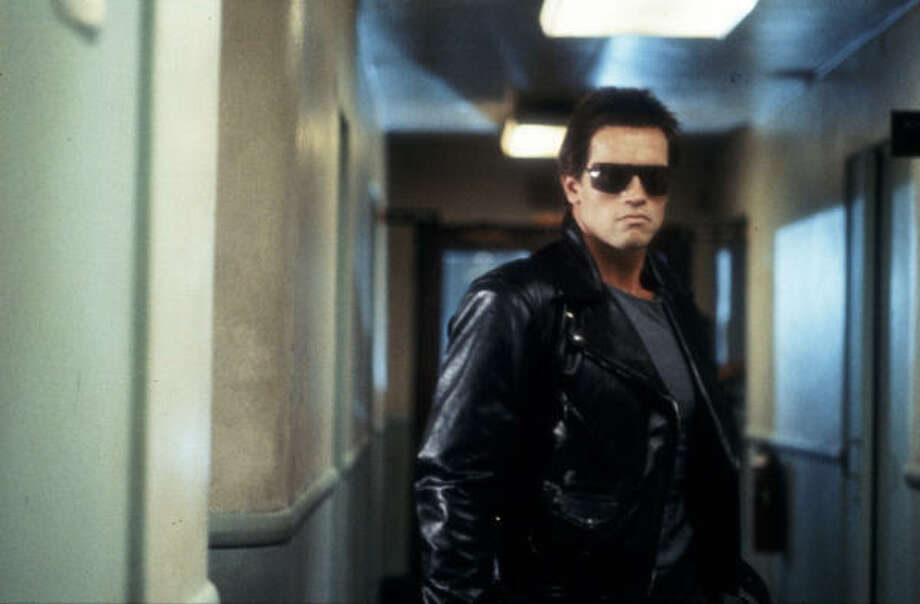 "Best Terminator line: ""Your clothes. Give them to me."" (The Terminator) Photo: Orion Pictures"