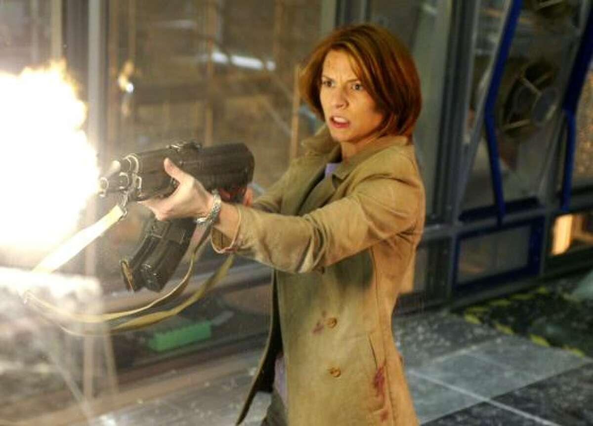 Most worthless Terminator protagonist: Kate Brewster (Terminator 3)