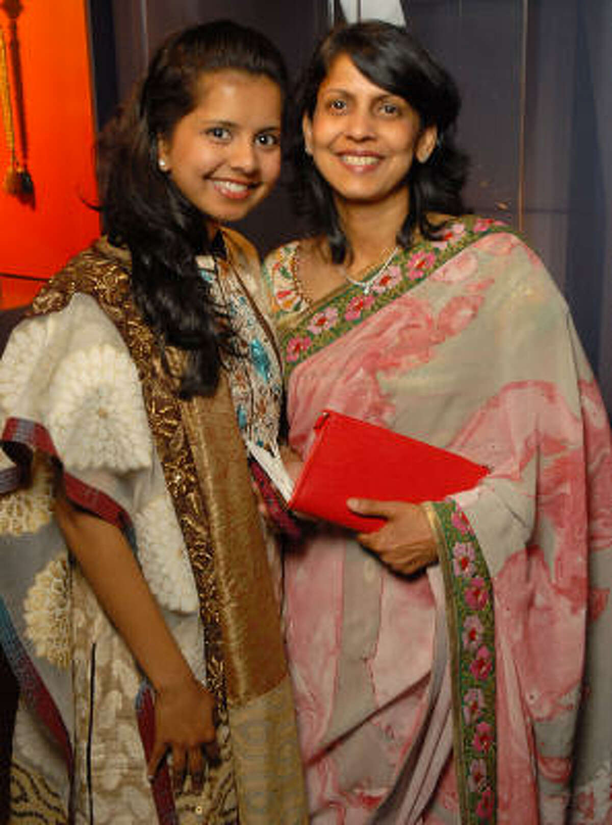 Neha and Anjali Agrawal
