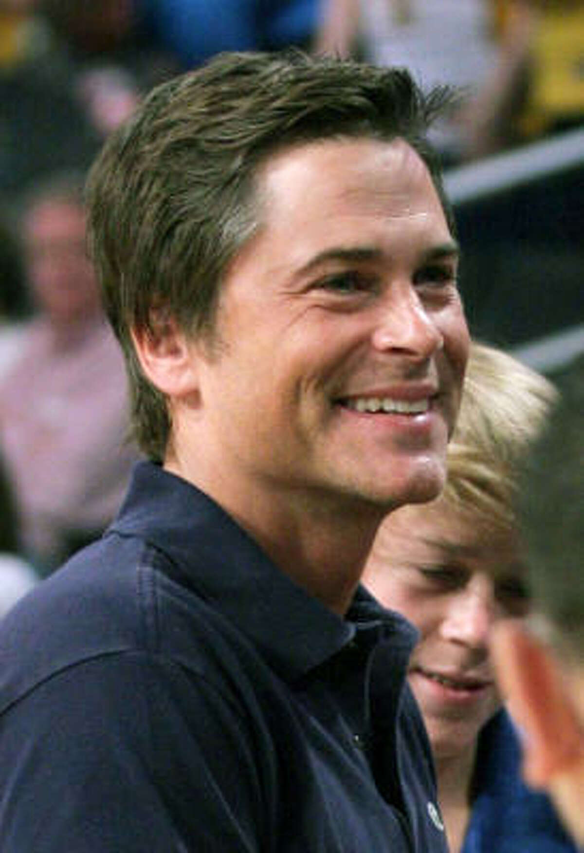 Game 7: Actor Rob Lowe.