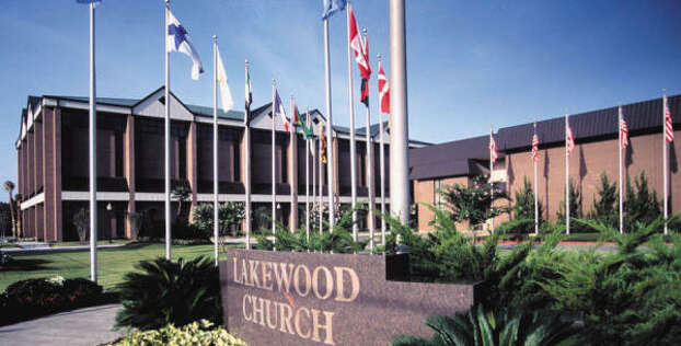 In 1988, Lakewood opened a new campus on East Houston Road. Its sanctuary seated 8,200 people. Photo: Provided By Lakewood Church