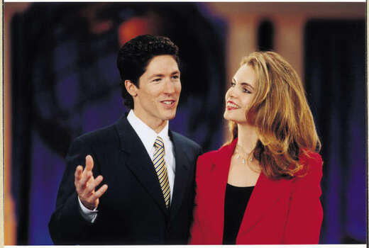 Pastor Joel and Victoria Osteen in the early days of thier ministry. Photo: Provided By Lakewood Church