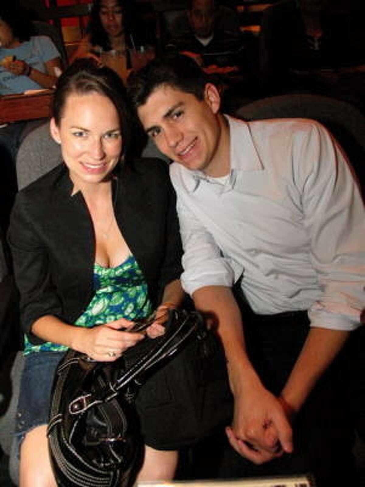 Katherine and Dylan Dahmann