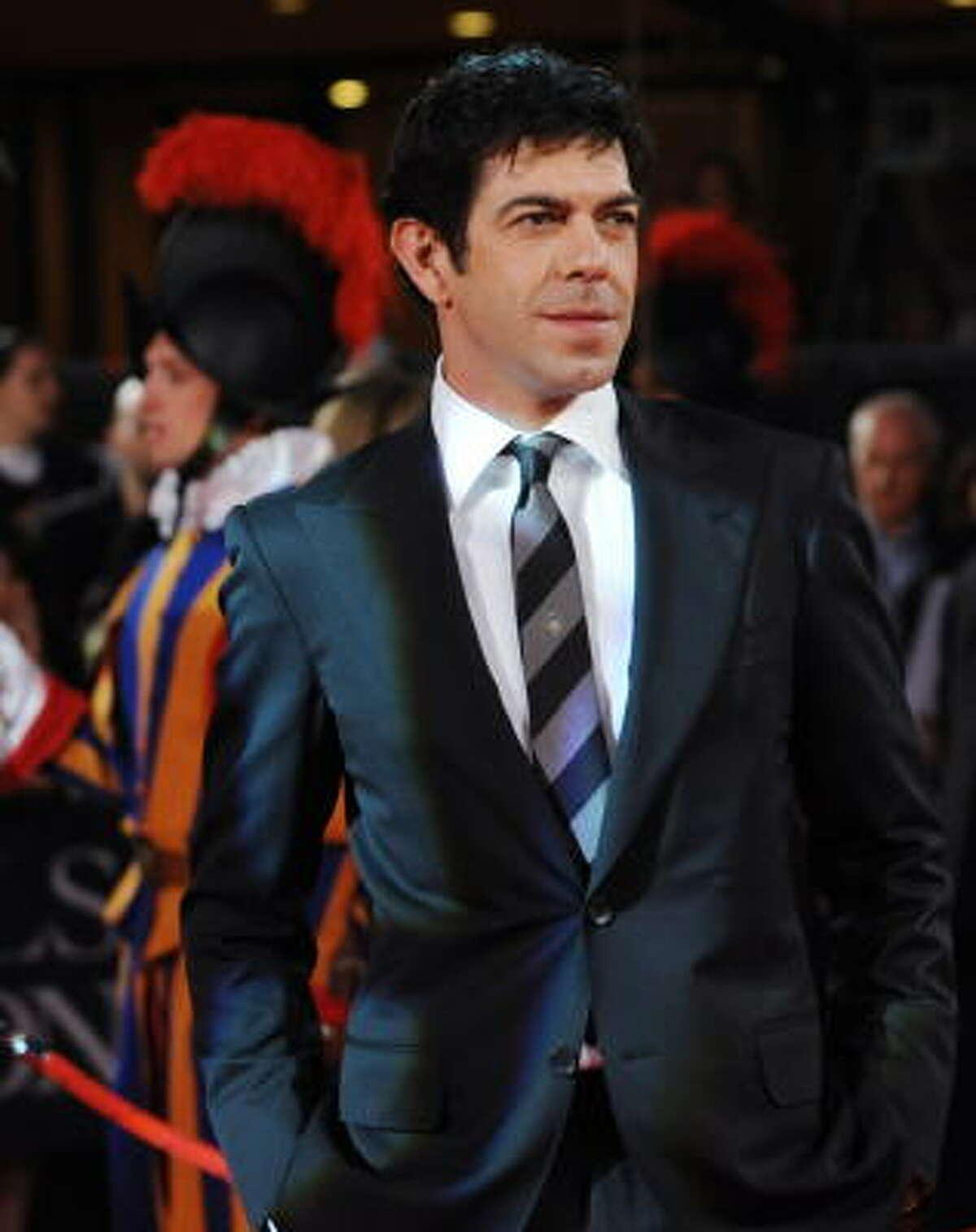 Italian actor Pierfrancesco Favino