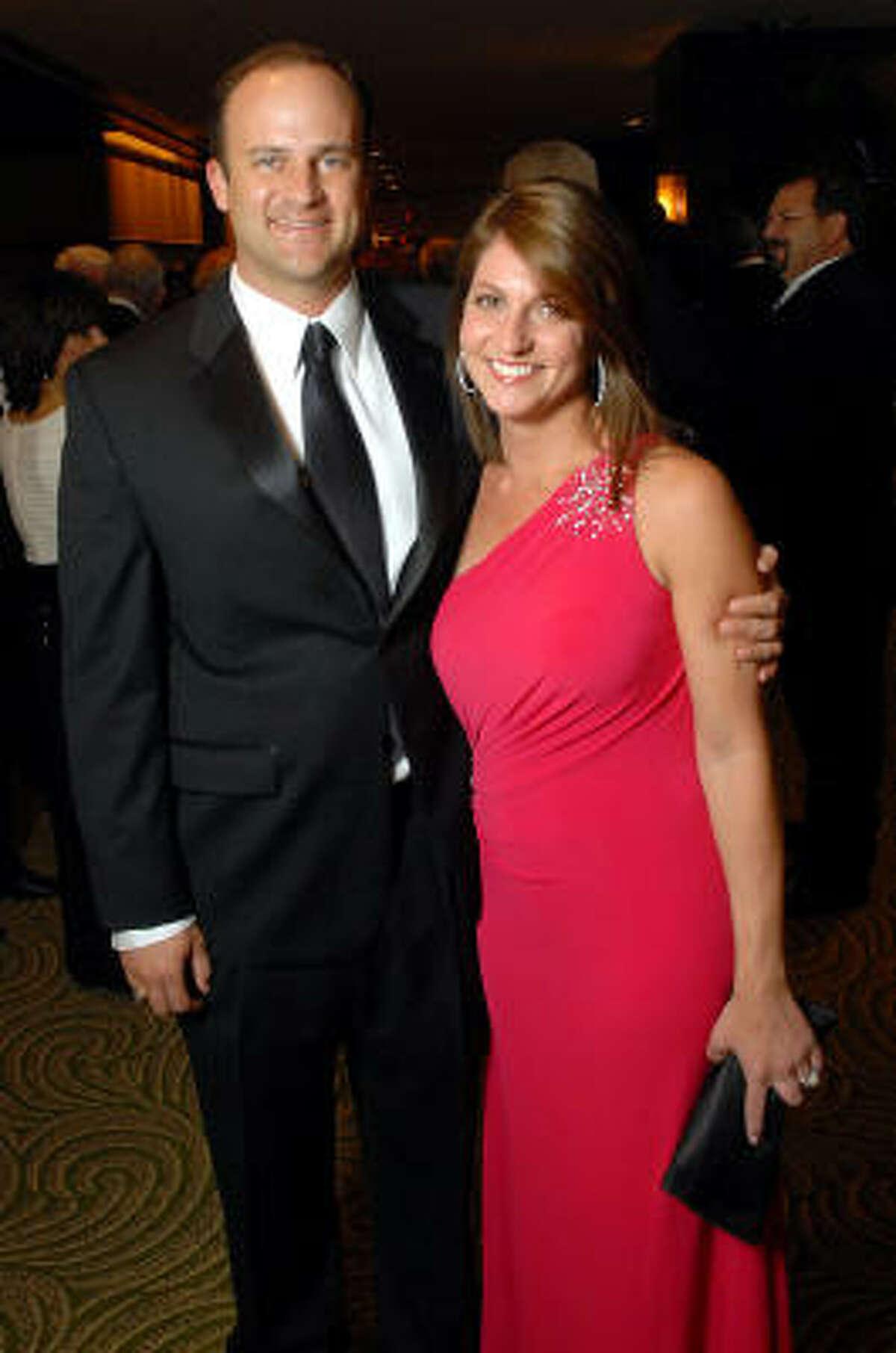 Andy Snelgrove and Leslie Zeidman