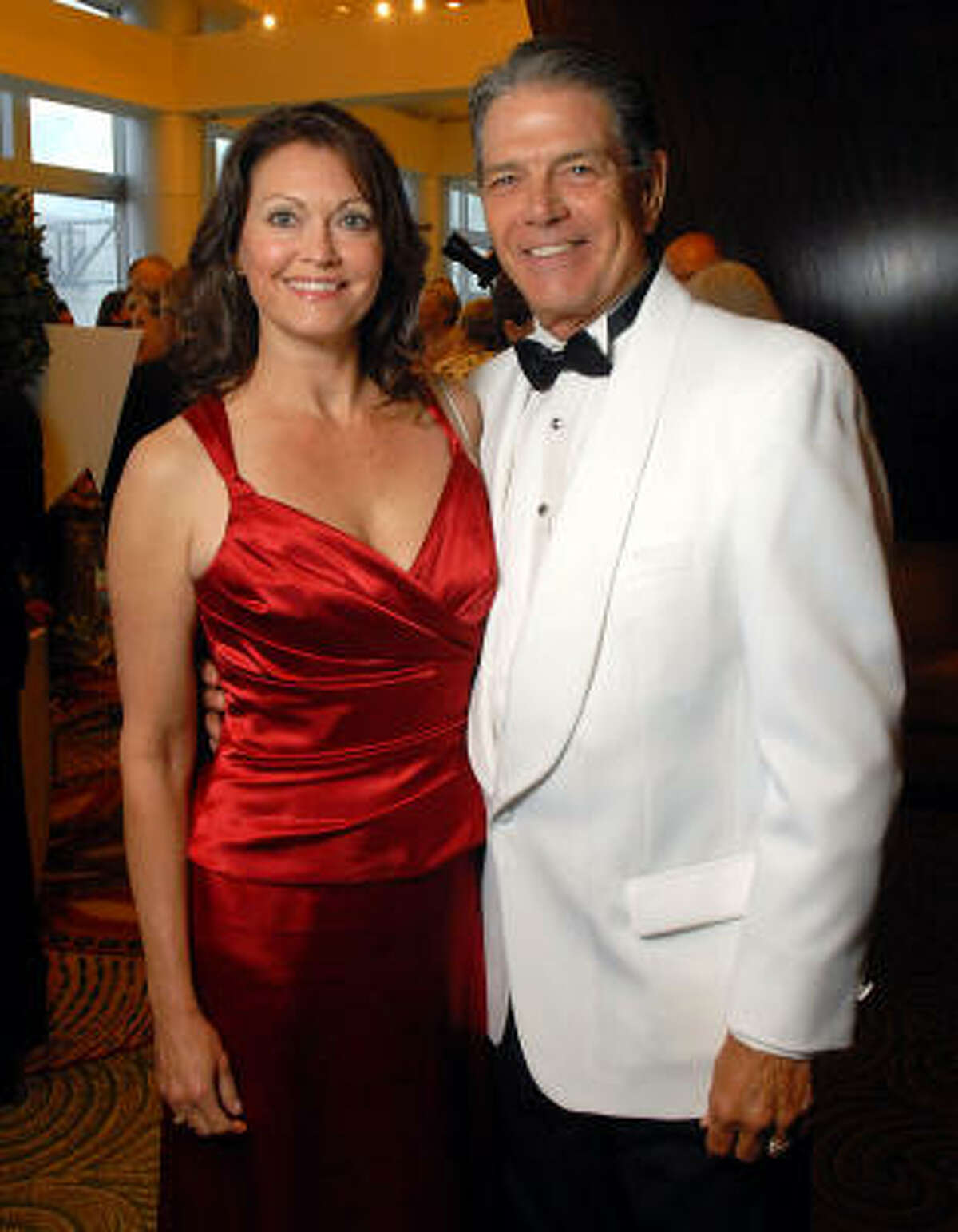 Teresa and Sam Danna