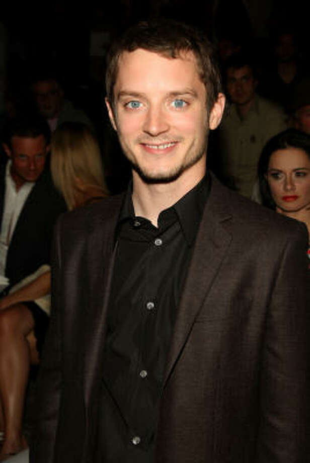 Elijah WoodClaim to fame:  Flipper.Success story: Hobbits. Photo: Stephen Lovekin, Getty Images