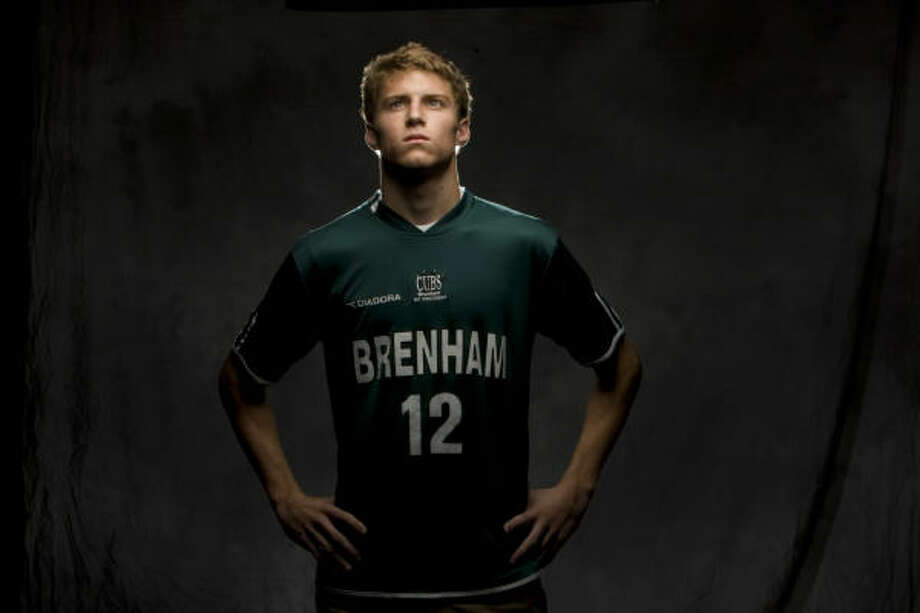 Boys soccer player of the year Will Betts, Brenham:Brenham senior Will Betts has been playing soccer since he was 4 years old, and he has rarely wanted to play anything else. For the past two seasons he has been a major factor in Brenham's success, leading the Cubs to back-to-back state tournament appearances. Betts is headed to Mercer University in Georgia to continue his soccer career. Photo: Johnny Hanson, Houston Chronicle
