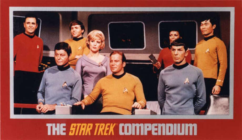 The women of Star Trek - San Antonio Express-News