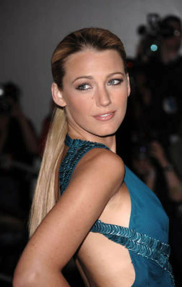 Blake Lively has participated in election campaigns for Obama. Photo: Evan Agostini, AP
