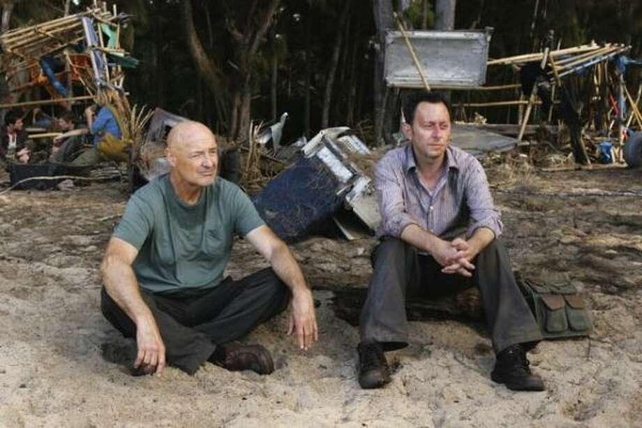 I wonder if Ben is plotting how to kill John again. Photo: ABC