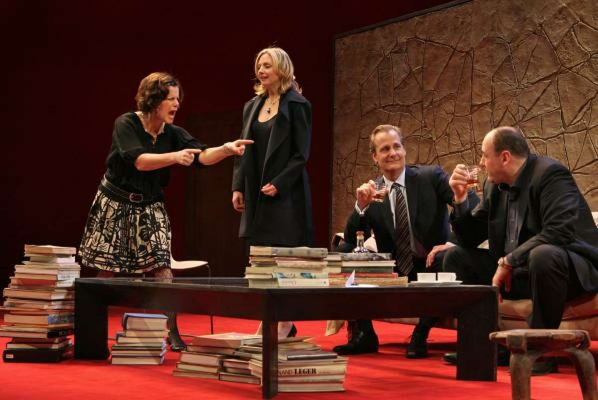 Best play: God of Carnage, Yasmina Reza