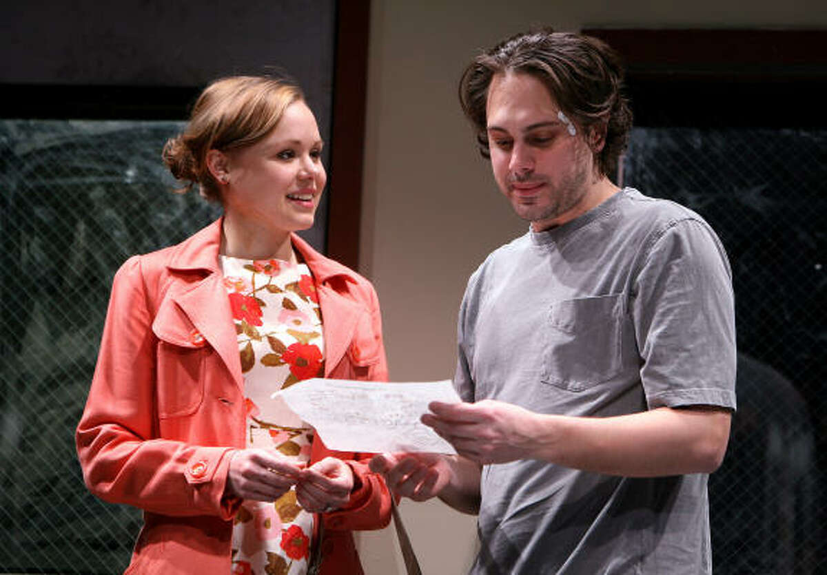 Best play: Reasons to be Pretty, Neil LaBute