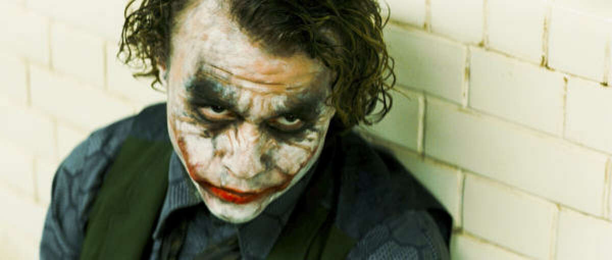 Best movie: The Dark Knight