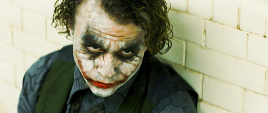 Best movie: The Dark Knight Photo: Anonymous, AP
