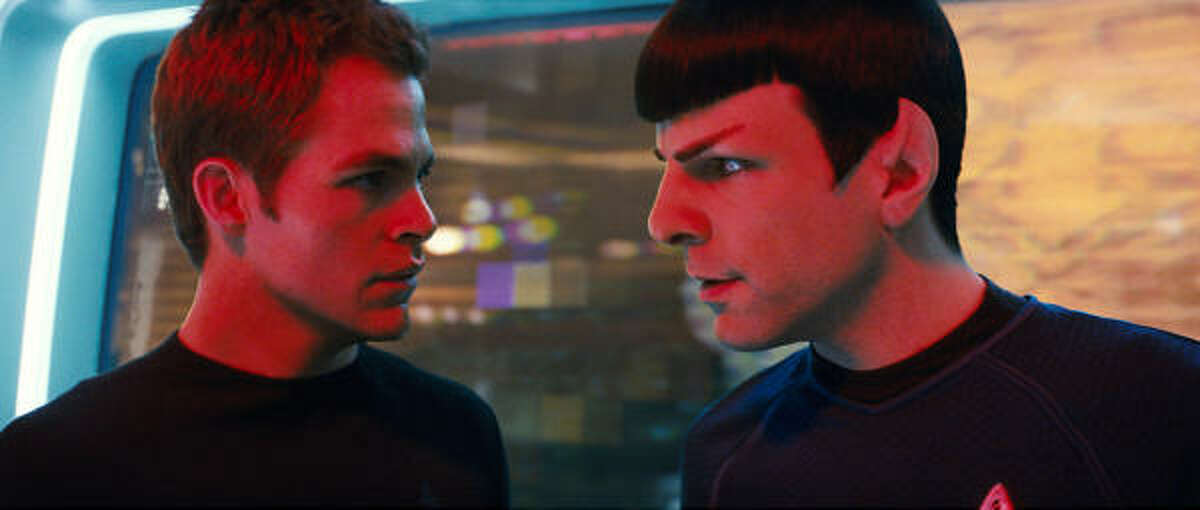Star Trek : (May 8). Kirk, Spock and Bones return to the big screen - and, maybe, the zeitgeist - in a J.J. Abrams reboot with a hip young cast. Beam me up, babycakes.