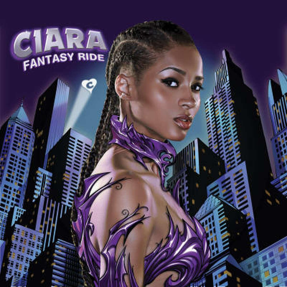 The album cover for Fantasy Ride.