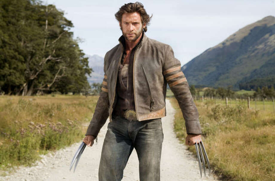 Hugh Jackman reprises the role that made him a superstar, as the fierce fighting machine Wolverine, who possesses amazing healing powers, adamantium claws, and a primal fury known as berserker rage. Photo: James Fisher