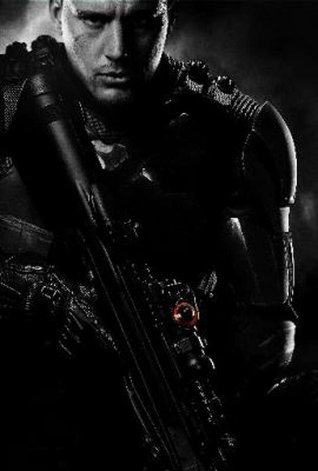 Channing Tatum stars as Duke in G.I. Joe: The Rise of Cobra. Photo: Paramount Pictures