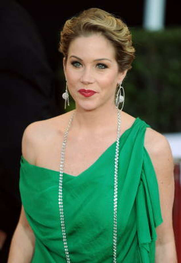 2009: Christina Applegate Photo: JEWEL SAMAD, AFP/Getty Images