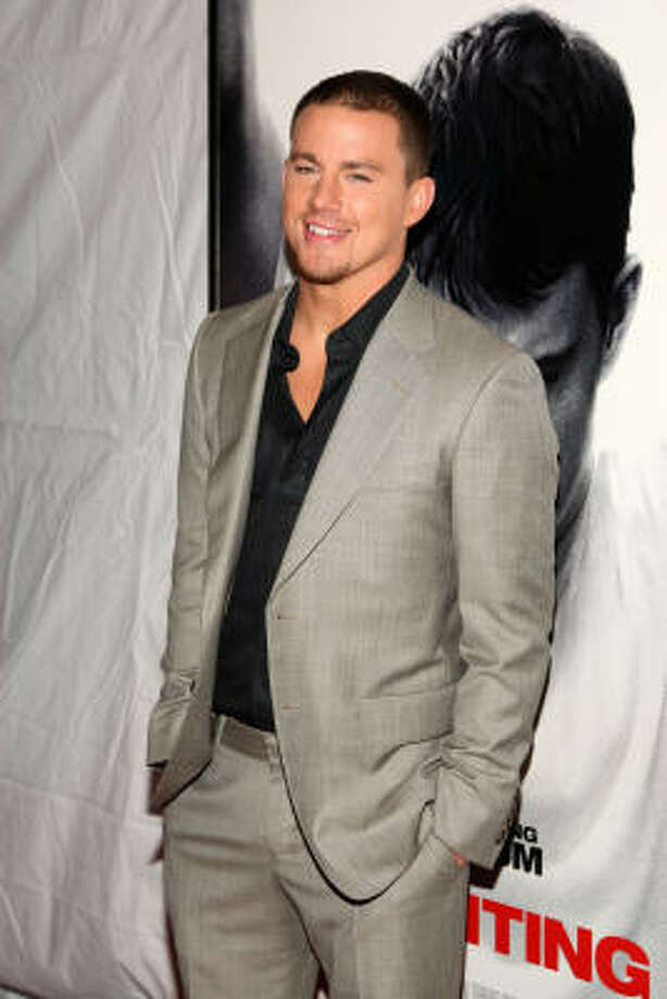 Channing Tatum Photo: Bryan Bedder, Getty Images
